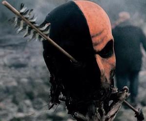 arrow, deadpool, and mask image