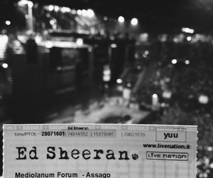 beautiful, concert, and ed image