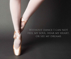 dance, dedication, and Dream image