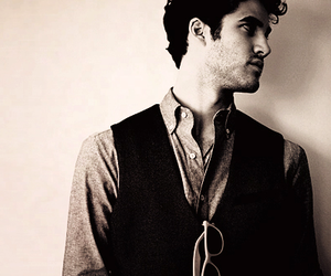 darren criss, glee, and blaine anderson image