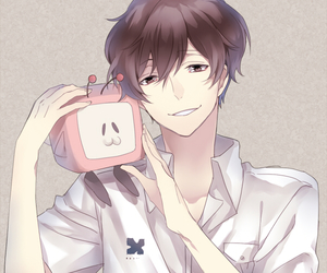 anime, boy, and cute image