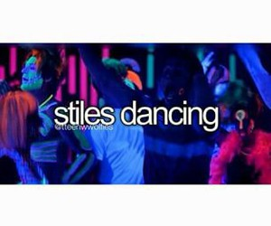 dancing, funny, and teen wolf image