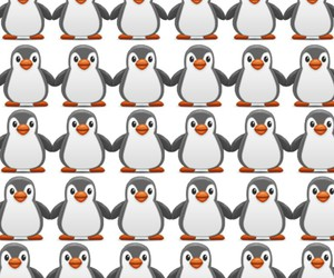 penguins and cute image
