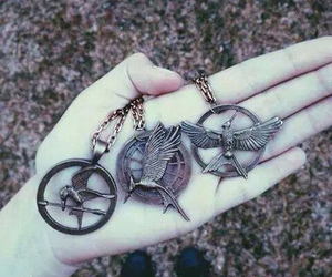 hunger games, mockingjay, and the hunger games image