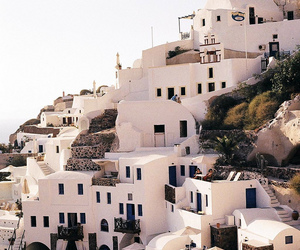 Greece, travel, and house image