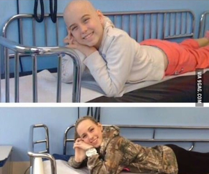 cancer, fighter, and teenager image