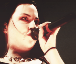 amy lee, evanescence, and the open door era image