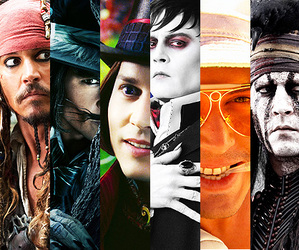 johnny depp and movie image