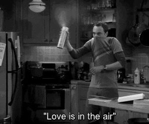 air, spray, and love image