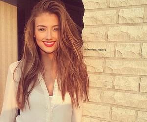 girl, hair, and lorena rae image