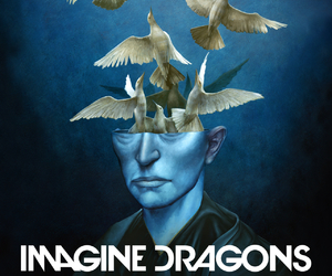 imagine dragons, shot, and music image