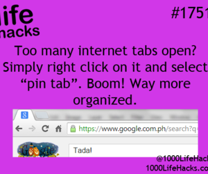 life hack, organize, and trick image