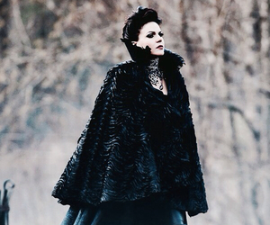 lana parrilla, evil queen, and ouat image