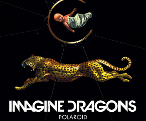 polaroid and imagine dragons image