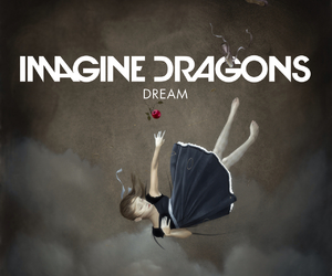 imagine dragons, Dream, and music image