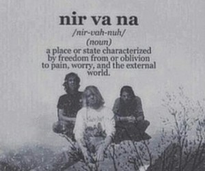 nirvana and kurt image