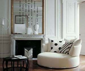 white and home image