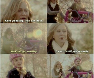 caroline forbes, candice accola, and liz forbes image