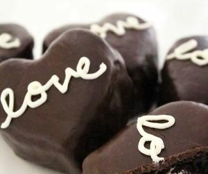 love, cake, and dessert image
