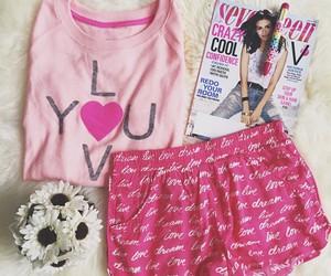 fashion, pink, and aeropostale image