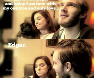 fun, pewds, and marzia bisognin image