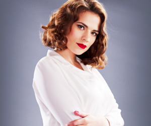 Marvel, peggy carter, and marvel's agent carter image