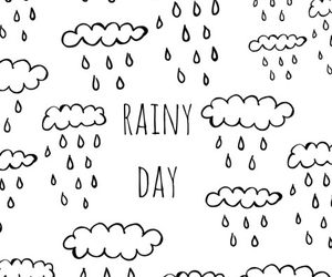 wallpaper, background, and rainy day image