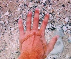 water, hand, and clear image
