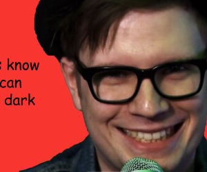 funny, patrick stump, and fall out boy image