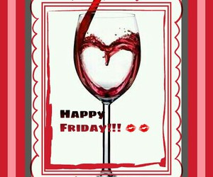 red, friday, and romantic image