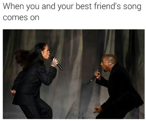 funny, best friends, and lol image