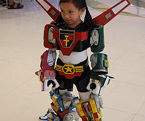 cosplay, cool, and gundam image