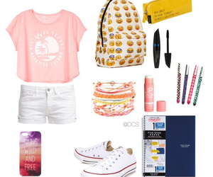 and, backpack, and converse image