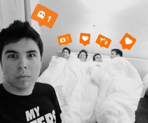 vegetta777, youtubers, and willyrex image