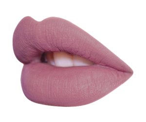 lips and transparent image