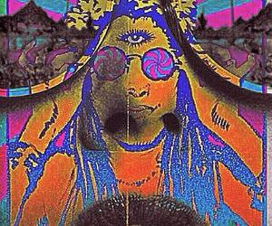60s, dreadlocks, and edit image