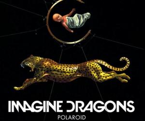 polaroid and imagine dragons image
