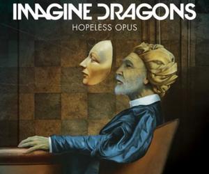 imagine dragons and album image