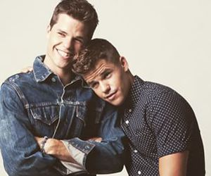 teen wolf, charlie carver, and max carver image