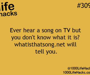 song and tv image