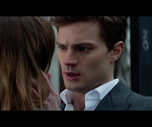 movie, Jamie Dornan, and christian grey image