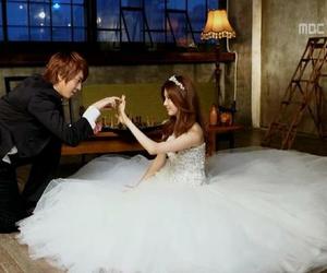 seohyun, snsd, and yonghwa image