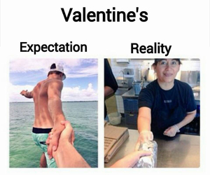 day, expectation, and reality image