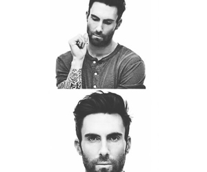 handsome, Hot, and maroon 5 image