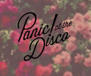 panic! at the disco, band, and wallpaper image