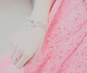 asian, Braclet, and girly image