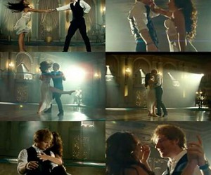 ed sheeran, thinking out loud, and dance image