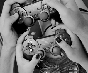 couple, video game, and Relationship image