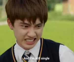 exo, d.o, and kpop meme image