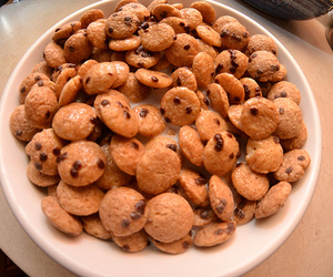 food, cereal, and Cookies image
